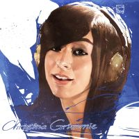 Christina Grimmie by iamzoof