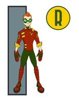 Robin Redesign by G-Tunes