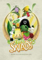 the salads club by thaigraff