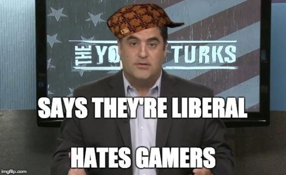 Young Turks this is what I think of your crap by koimonster22