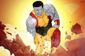 Colossus by Mercalicious