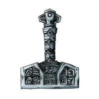Holy Symbol of Torag by butterfrog