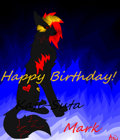 Happy Birthday Mark by hammer-Cat
