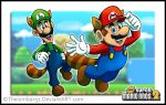 New Super Mario Bros. 2 by RatchetMario