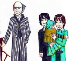 A Series of Unfortunate Events by bachel60