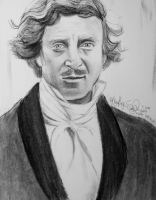 Happy Birthday, Gene Wilder! by KaytlynES