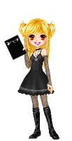 Misa Misa by xmallory08