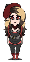 Full Body Joseline Rosenthal .:With Information!:. by TickingGears