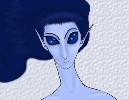 Blue Elf by Lucius007
