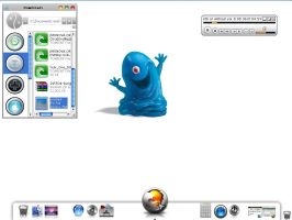 My Cleanest Desktop ever by indu111