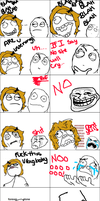 Rage Comic 1 by jutto