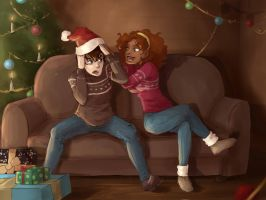 A Very Hades Christmas by sukieblackmore