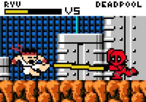 Marvel vs. Capcom 3: 8-bit by KillingRaptor