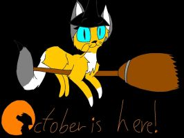 October has arrived! by Cheedo6