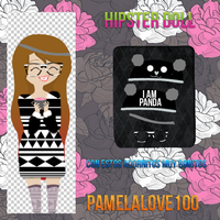 Hipster Doll by Pamelalove100