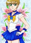 Sailor Uranus by Asuka-Yuki