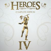 HOMM OST CD IV by SkipCool33