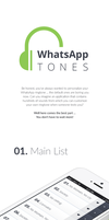 Whatsapp Tones by Bob-Project