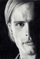 Matthew Gray Gubler - Dr Reid by Doctor-Pencil
