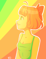Palette Challenge Penny by Kagatermie