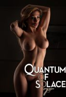 QUANTUM OF SOLACE / 007= by 007desires