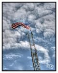 Ladder to The Sky by Alabamaphoto