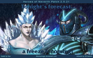 Heroes of Newerth 2.5.21 Patch by Moonymage