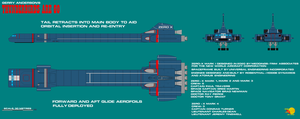Gerry Andersons Thunderbirds Are Go Zero-X Sheet 1 by ArthurTwosheds