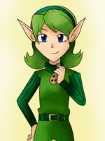 Saria by Swift-I