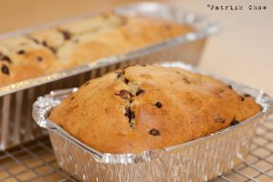 Chocolate banana cake 1 by patchow