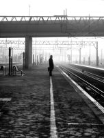 Traveller by Sato-photography