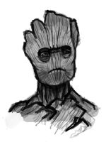 I AM GROOT by entreprenegro