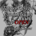 Tattoo Design Commissions - OPEN by LuxDani