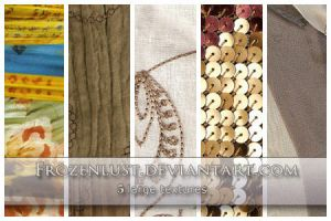 Large fabric textures by frozenlust