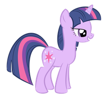 Twilight Sparkle Trace 2 by shadowdark3