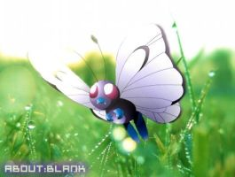 butterfree by soadpedro