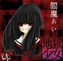 Jigoku Shoujo by Nippondaisuki
