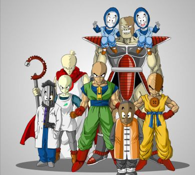 Dragonball 9 Complete  by arkham34