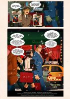 Lois and Clark page one by Des Taylor by DESPOP