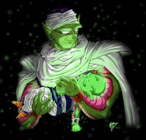 Namekian Touch by polvottish