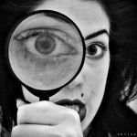 Through the Magnifying Glass 1 by MarinaCoric