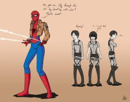 SnK - Thats sweet by Tobsen85