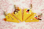 Fruit Crepes by KralleCakes