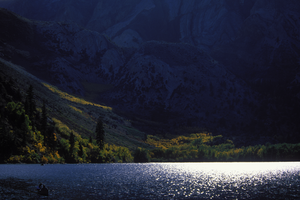 Convict Lake - before dusk by shagie