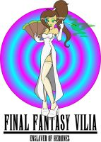 Final Fantasy Vilia by ChaosCroc