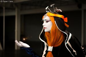 Midna - The Legend of Zelda: Twilight Princess by Paper-Cube