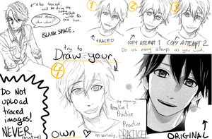 How to draw anything - Tutorial by Arkare
