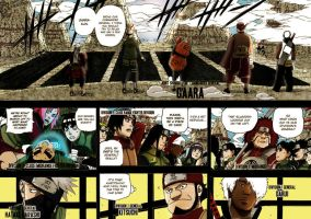 Naruto chapter 515 by One67