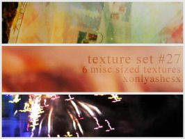 texture set 27 by xonlyashesx