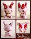 Handtlers Dunny by teaspoons